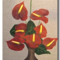 Les anthuriums